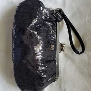 Coach sequined evening bag.  Great condition